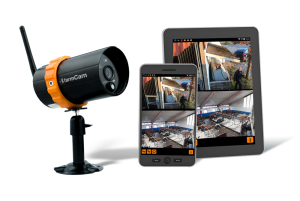 LUDA FarmCam IP Camera and Phone, Tablet