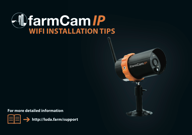 FarmCam-IP-installation tips