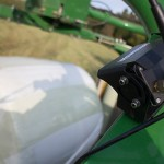luda.farm: picture of MachineCam camera an flexiPack on a bailing