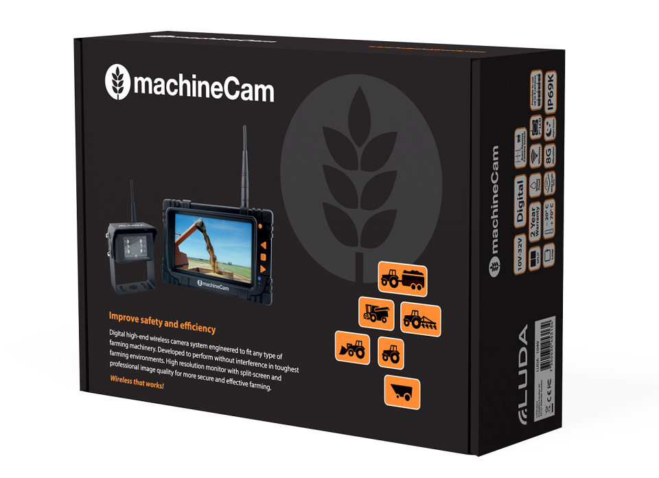 Luda.Farm MachineCam 3D Box
