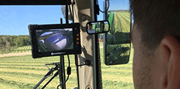 Benefits of wireless machine cameras on the farm
